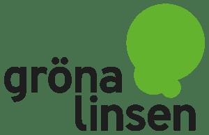Gröna Linsen logotype